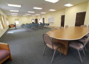 Lutz meeting room.