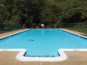 Kern Activity Center pool.